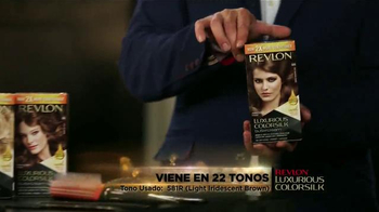 Revlon Luxurious ColorSilk Buttercream TV Spot, 'Raíces' [Spanish] - Thumbnail 3