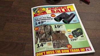 Bass Pro Shops Archery Sale TV Spot, 'Fall Hunting Classic and Savings' - Thumbnail 5