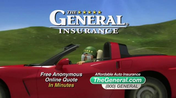 The General TV Spot, 'Just Minutes' - Thumbnail 9