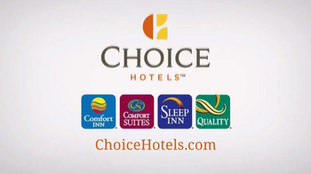 Choice Hotels TV Spot, 'Medical Supplies' Song by The Clash - Thumbnail 8