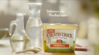 Country Crock TV Spot, 'Simple Recipe: Real Taste From Real Ingredients' - Thumbnail 7