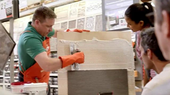 The Home Depot TV Spot, 'Tilescapes' - 1376 commercial airings