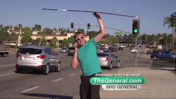 The General TV Spot, 'Sign Spinner' - 7418 commercial airings