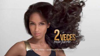 Pantene Pro-V Repair & Protect TV Spot, 'Cabello más fuerte' [Spanish]