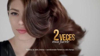 Pantene Pro-V Repair & Protect TV Spot, 'Cabello más fuerte' [Spanish] - Thumbnail 4