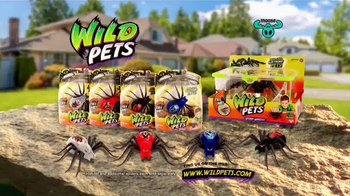 Wild Pets Spider TV Spot, 'Freak Out Your Family' - Thumbnail 10