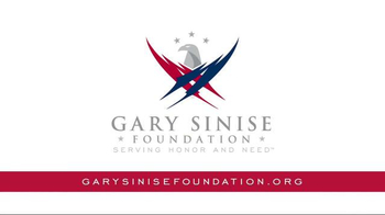 Gary Sinise Foundation TV Spot, 'Those Who Served' Featuring Gary Sinise - Thumbnail 7
