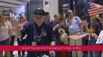 Gary Sinise Foundation TV Spot, 'Those Who Served' Featuring Gary Sinise - Thumbnail 5