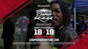 Polaris Camp RZR TV Spot, 'Everyone's Invited' - Thumbnail 8