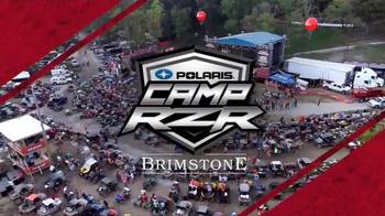 Polaris Camp RZR TV Spot, 'Everyone's Invited' - Thumbnail 2