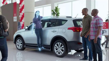 Toyota Annual Clearance Event TV Spot, 'Hologram 17' - 547 commercial airings
