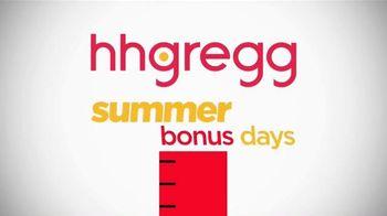 h.h. gregg Summer Bonus Days TV Spot, 'Rising Temperature'