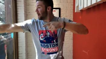 PUMA TV Spot, 'Faster, Stronger, Fiercer' Featuring Julian Edelman - Thumbnail 4
