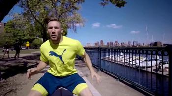 PUMA TV Spot, 'Faster, Stronger, Fiercer' Featuring Julian Edelman - Thumbnail 5