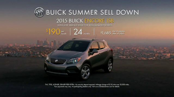 Buick Summer Sell Down TV Spot, 'Unexpected' - Thumbnail 8