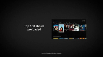 XFINITY X1 Entertainment Operating System TV Spot, 'Water Cooler Talk' - Thumbnail 9