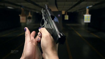 Smith & Wesson M&P Shield TV Spot, 'Shield Yourself' - Thumbnail 8