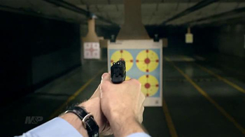 Smith & Wesson M&P Shield TV Spot, 'Shield Yourself' - Thumbnail 9