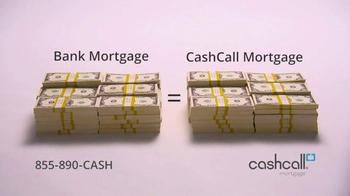 CashCall Mortgage TV Spot, 'Money is Money' - Thumbnail 1