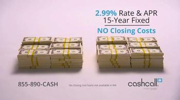 CashCall Mortgage TV Spot, 'Money is Money' - Thumbnail 3