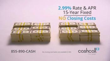 CashCall Mortgage TV Spot, 'Money is Money' - Thumbnail 4
