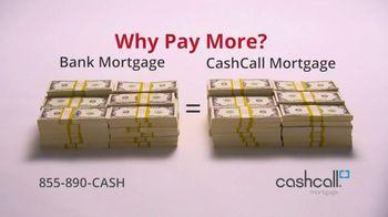 CashCall Mortgage TV Spot, 'Money is Money'