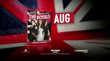 The Royals: Season One DVD & Digital HD TV Spot - Thumbnail 7