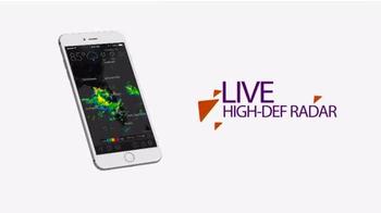 Myradar.com App TV Spot, 'Instant Weather Forecast' - Thumbnail 2