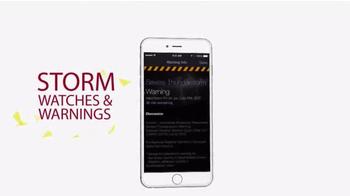 Myradar.com App TV Spot, 'Instant Weather Forecast' - Thumbnail 3