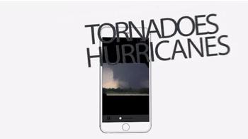 Myradar.com App TV Spot, 'Instant Weather Forecast' - Thumbnail 4