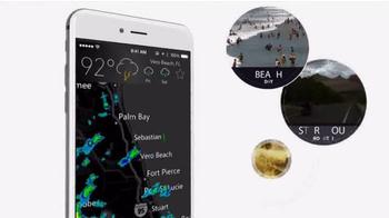 Myradar.com App TV Spot, 'Instant Weather Forecast' - Thumbnail 5