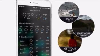 Myradar.com App TV Spot, 'Instant Weather Forecast' - Thumbnail 6