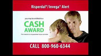 Gold Shield Group TV Spot, 'Risperdal & Invega Alert'