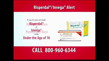 Gold Shield Group TV Spot, 'Risperdal & Invega Alert' - Thumbnail 2