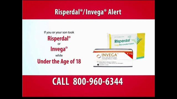 Gold Shield Group TV Spot, 'Risperdal & Invega Alert' - Thumbnail 3