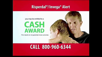 Gold Shield Group TV Spot, \'Risperdal & Invega Alert\'