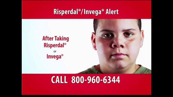 Gold Shield Group TV Spot, 'Risperdal & Invega Alert' - Thumbnail 5