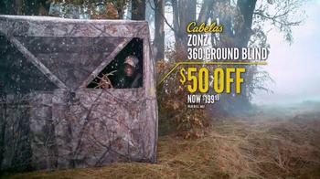 Cabela's Fall Great Outdoor Days TV Spot, 'Hunting Season' - Thumbnail 5