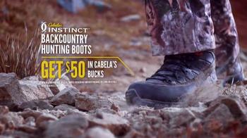 Cabela's Fall Great Outdoor Days TV Spot, 'Hunting Season' - Thumbnail 7