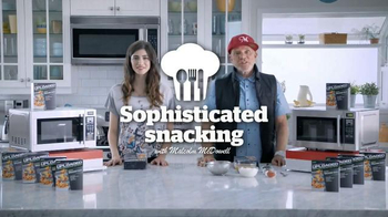 Lunchables Uploaded TV Spot, 'Sophisticated Snacking With Malcolm McDowell' - 1537 commercial airings