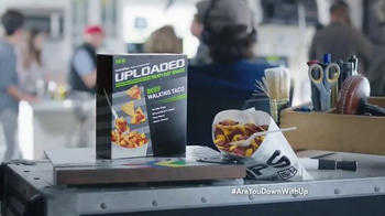 Lunchables Uploaded TV Spot, 'New Walking Taco' Featuring Malcolm McDowell - Thumbnail 8