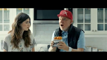 Lunchables Uploaded TV Spot, 'New Walking Taco' Featuring Malcolm McDowell - Thumbnail 5