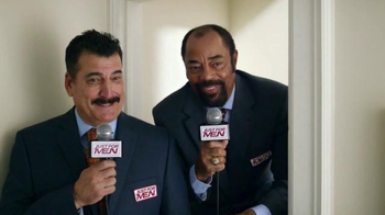 Just For Men Mustache & Beard TV Spot, 'They're Back' Feat. Keith Hernandez