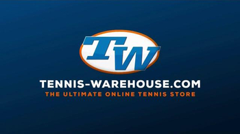 Tennis Warehouse TV Spot, 'Head Racket and Shoes' - Thumbnail 7