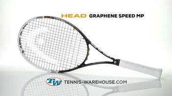 Tennis Warehouse TV Spot, 'Head Racket and Shoes' - Thumbnail 2