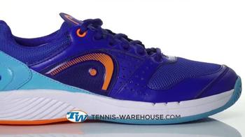 Tennis Warehouse TV Spot, 'Head Racket and Shoes' - Thumbnail 6