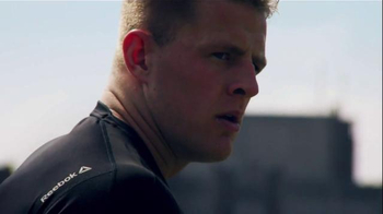 Reebok ZPump Fusion TV Spot, 'Deep Breath' Feat. J.J. Watt, Ronda Rousey - Thumbnail 1