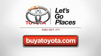 Toyota Annual Clearance Event TV Spot, 'Bold Deal' - Thumbnail 6