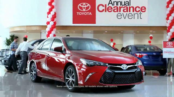 Toyota Annual Clearance Event TV Spot, 'Bold Deal' - Thumbnail 3