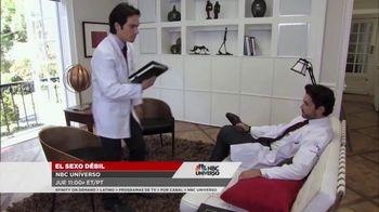 XFINITY Latino TV Spot, 'El Sexo Débil' [Spanish] - 26 commercial airings